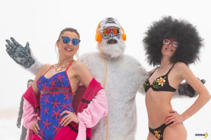 Карнавал BoogelWoogel в Сочи
