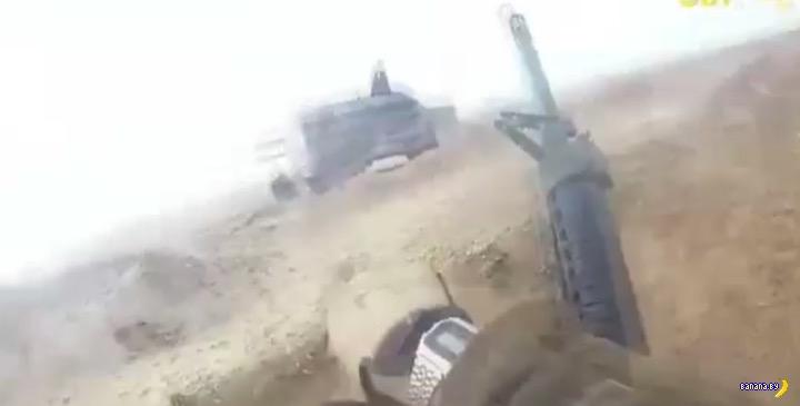 Военная драма про убитого бойца ИГИЛ