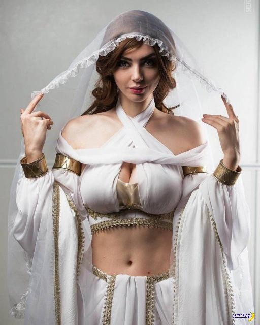 Годный косплей –сексуальность обязательна!