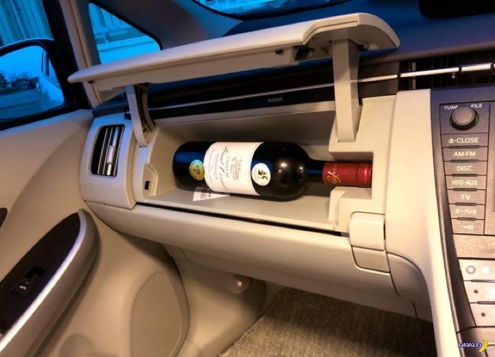 Автомобиль Toyota Prius создавали гении!