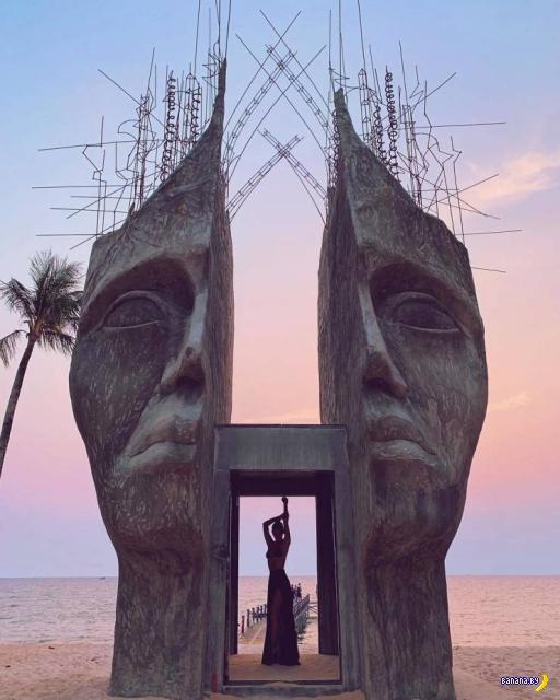 Крутые скульптуры
