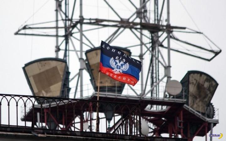 Украина душит Интернет в ДНР
