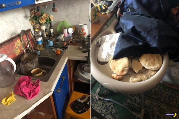 В России снова нашли детей-Маугли