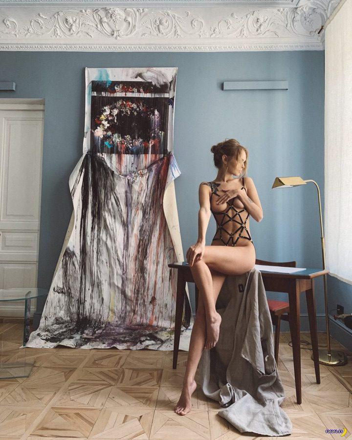 Российское тело - Анастасия Щеглова - 9