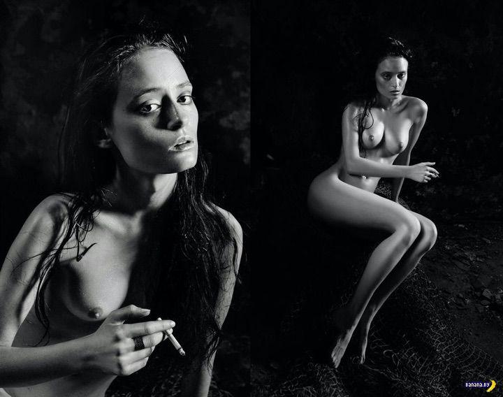 Фотографирует Александра Облако