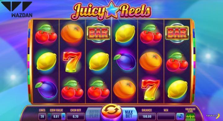 Очередная обновка в онлайн казино –Juicy Reels