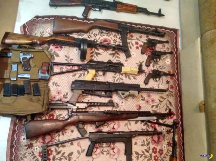 Эхо войны и домашний оружейный заводик