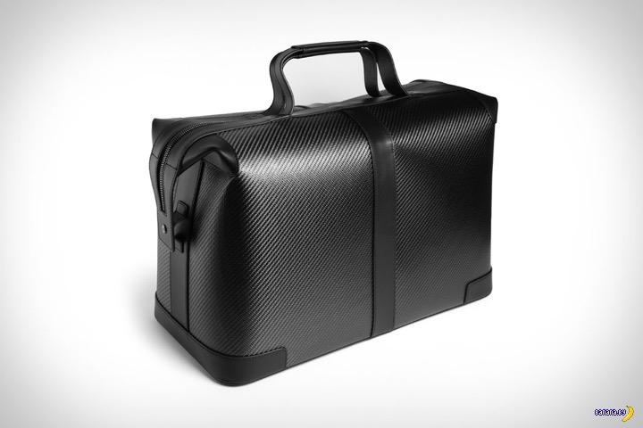 А кому сумку от Porsche Design?