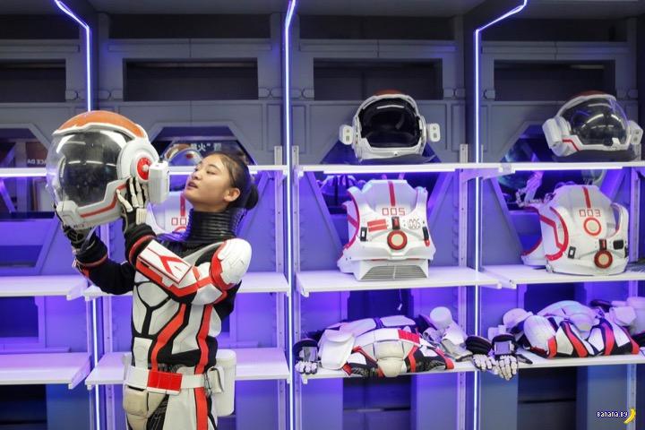 Китайцы готовятся к колонизации Марса