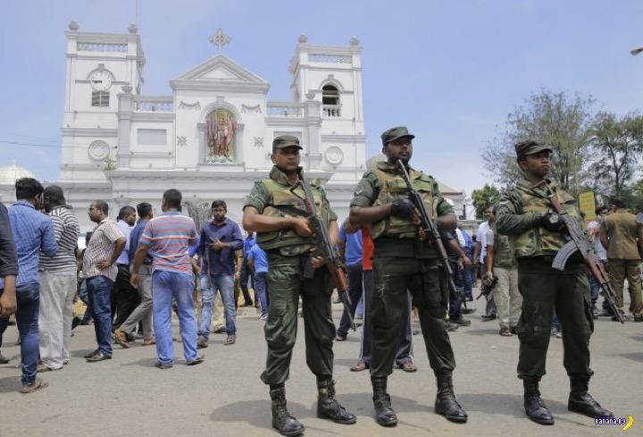 Шри-Ланка: полиция обнаружила 85 детонаторов