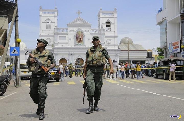 Как прозевали взрывы в Шри-Ланке?