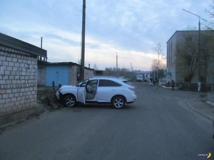 Горе автомойщиков в Осиповичах