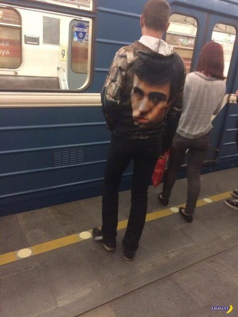 Модники в метро - 20