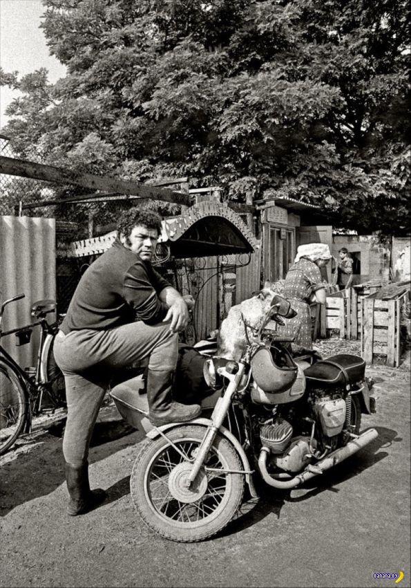 СССР, середина 1980-х
