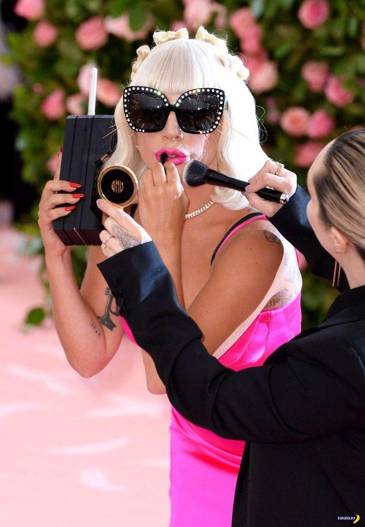 Леди Гага на Met Gala 2019