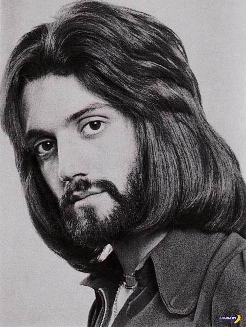 Дикие прически из 1970-х