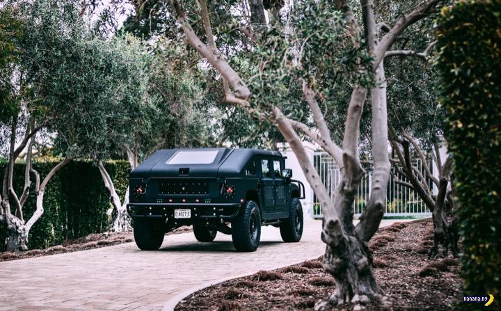 Демобилизованный Hummer H1