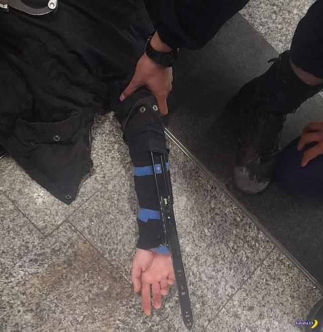 Парижская полиция арестовала ассасина