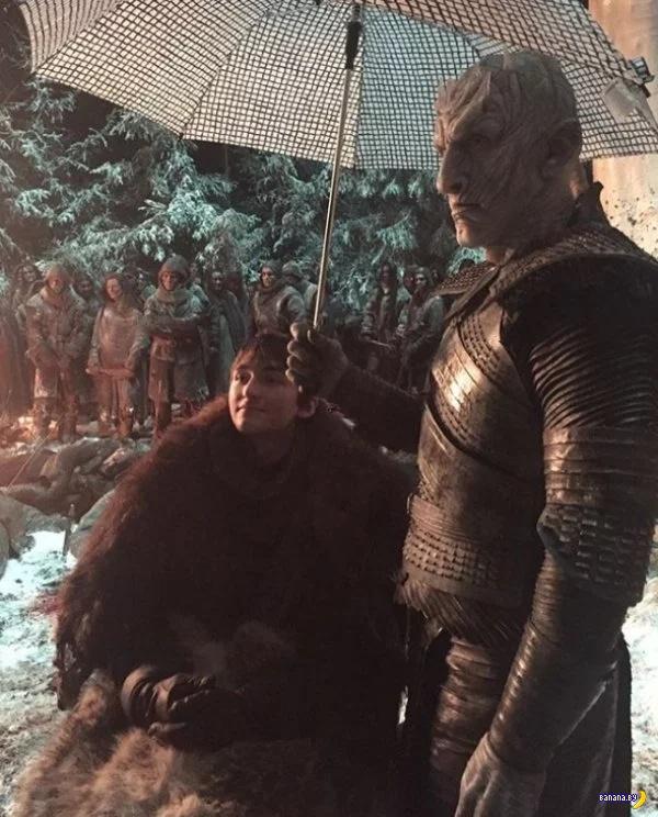 """""""Игра престолов"""" –последние фото со съемок!"""