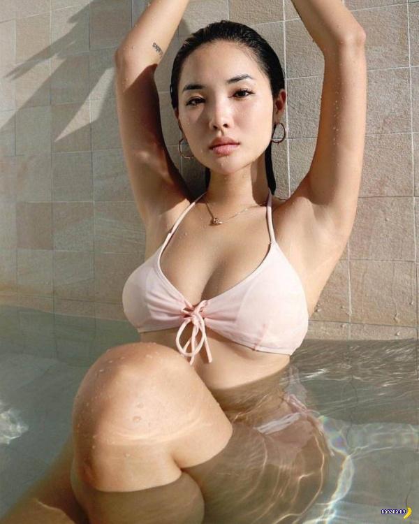 Красивые азиатки - 26