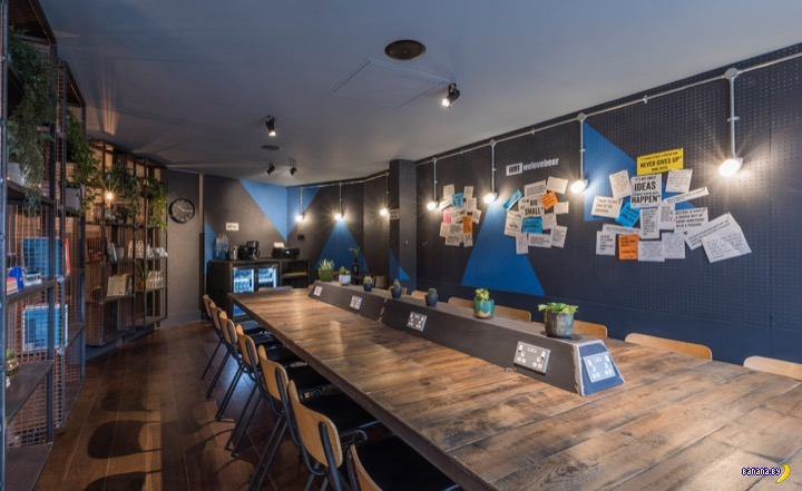 В пивных барах BrewDog открывают коворкинги