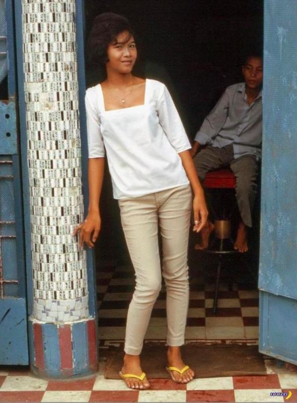 Проститутки во Вьетнаме времен войны