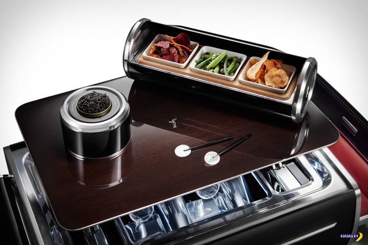 Сундук для шампанского Rolls-Royce