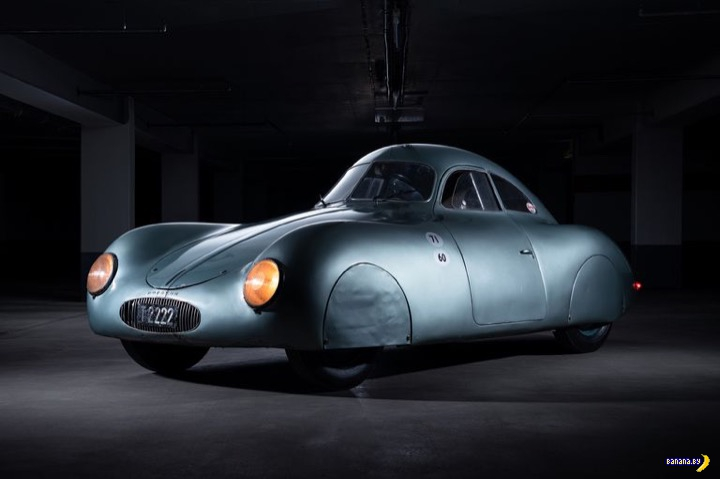 Самый старый Porsche в мире