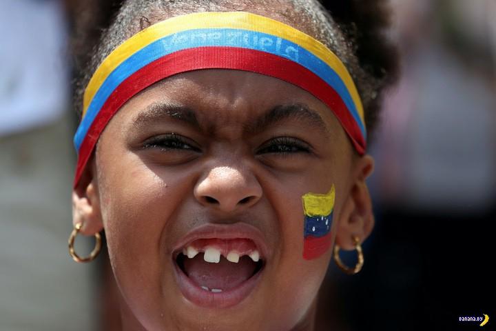Венесуэла сейчас