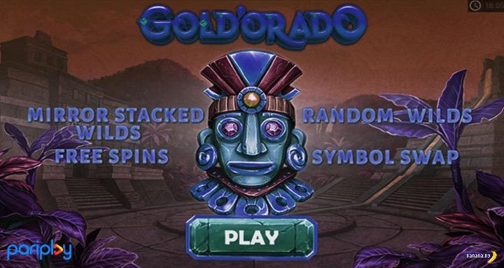 Новый игровой автомат Gold'orado