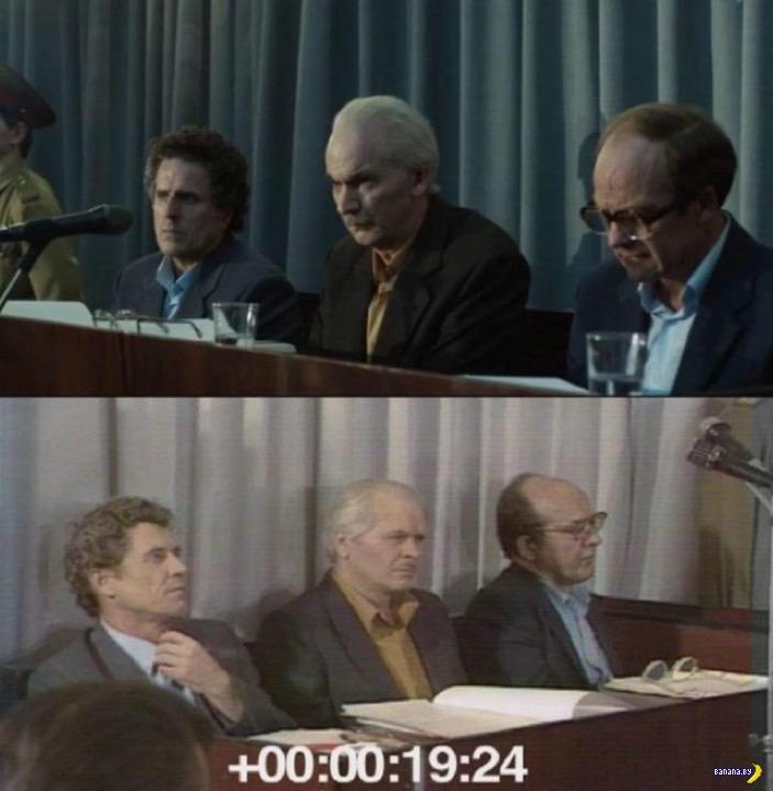 Сериал «Чернобыль»: актеры и их реальные прототипы