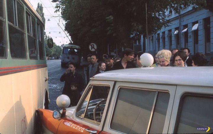СССР, 1970-ые