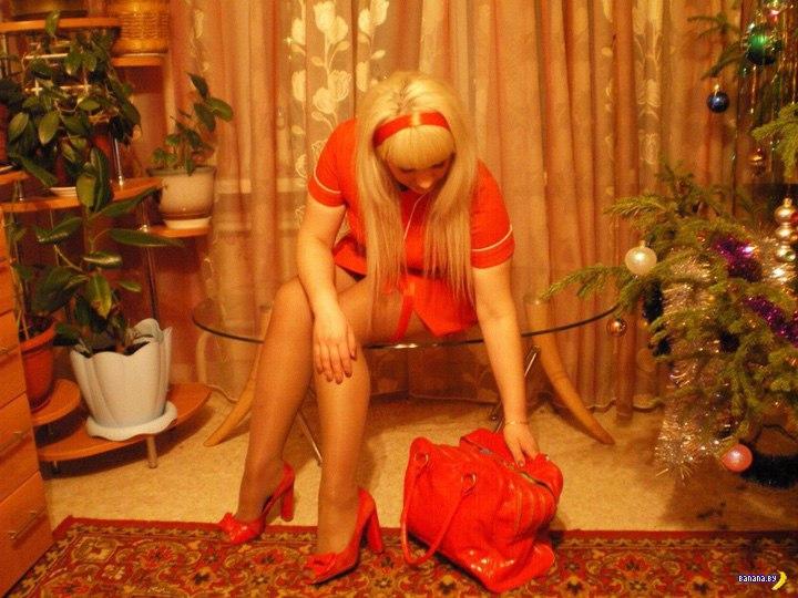 Улов из социальных сетей - 346 - Красные платья!