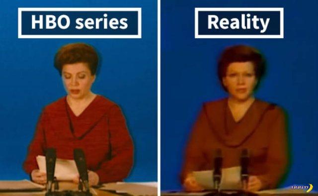 Сериал «Чернобыль»: сравнение кадров с документальной хроникой