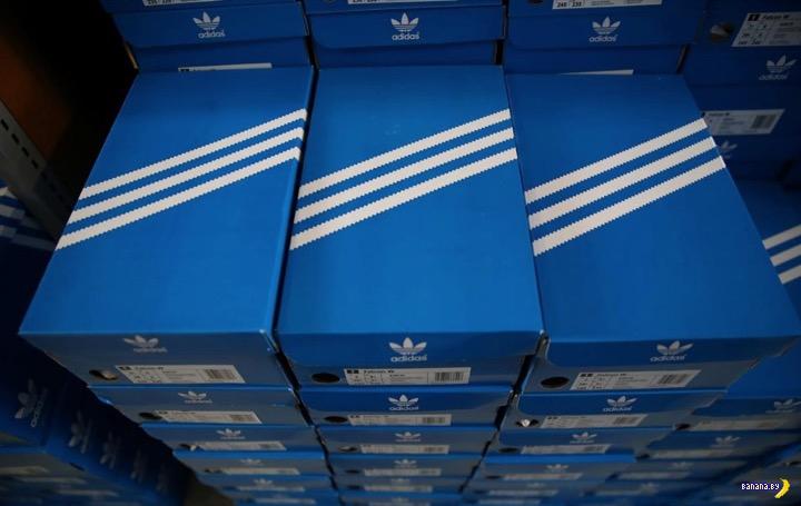 Adidas не имеет права на три полоски