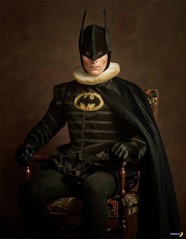 Супергерои Викторианской эпохи