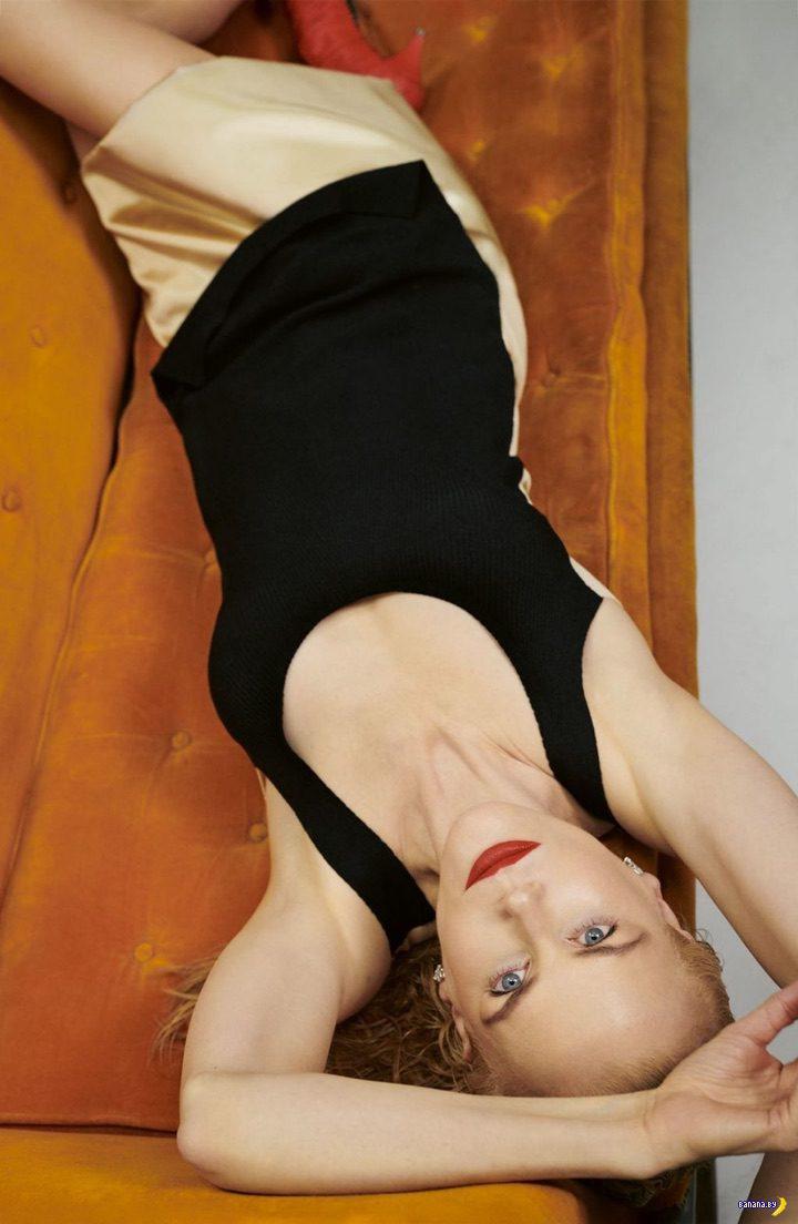 Николь Кидман для Vanity Fair