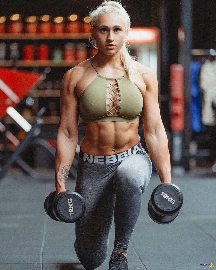 Спортивные девушки - 210