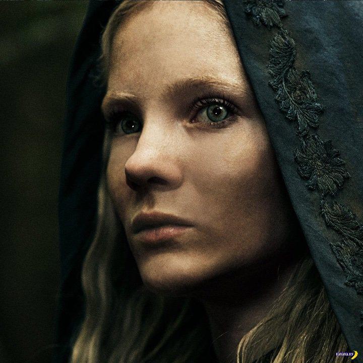 """Netflix показал постер и портреты героев """"Ведьмака"""""""