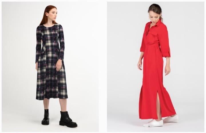 Женская одежда от бренда TANTINO