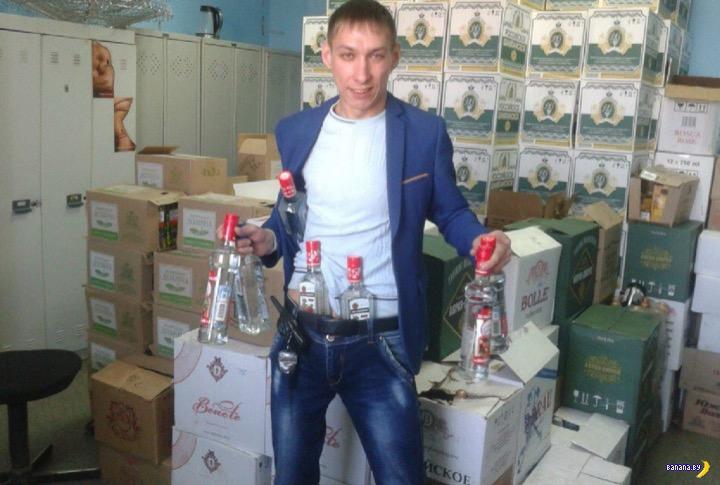 Количество алкашей в Беларуси стремительно сокращается!