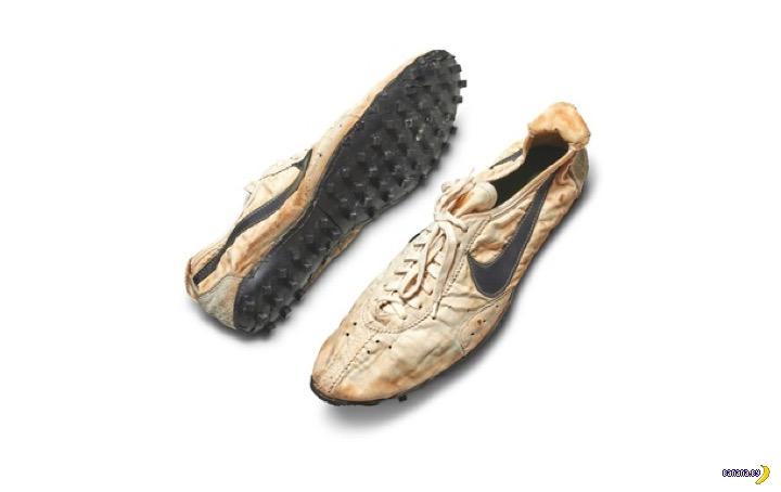 Самые дорогие кроссовки в истории человечества