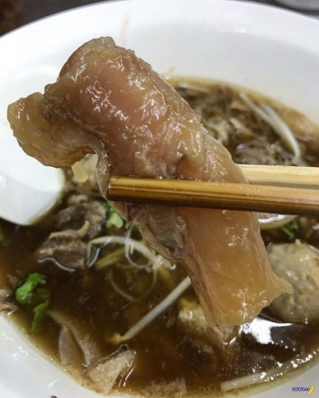 Легендарный тайский суп