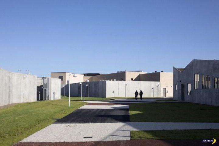 Экскурсия по датской тюрьме