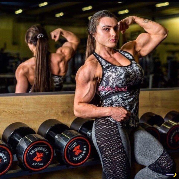 Спортивные девушки - 216