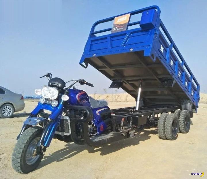 Китайцы изобрели новый вид транспорта