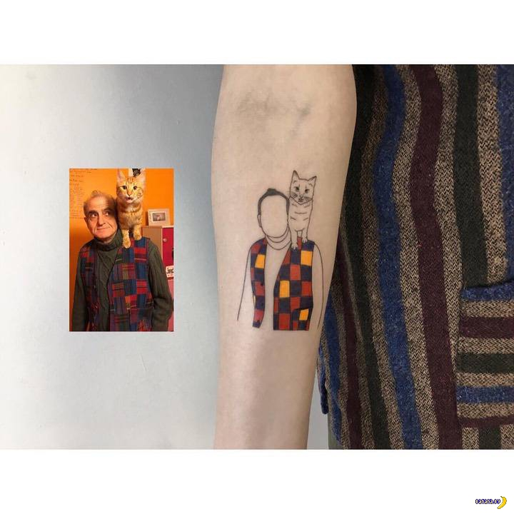 Татуировки на зависть - 124 - Pigment Ninja