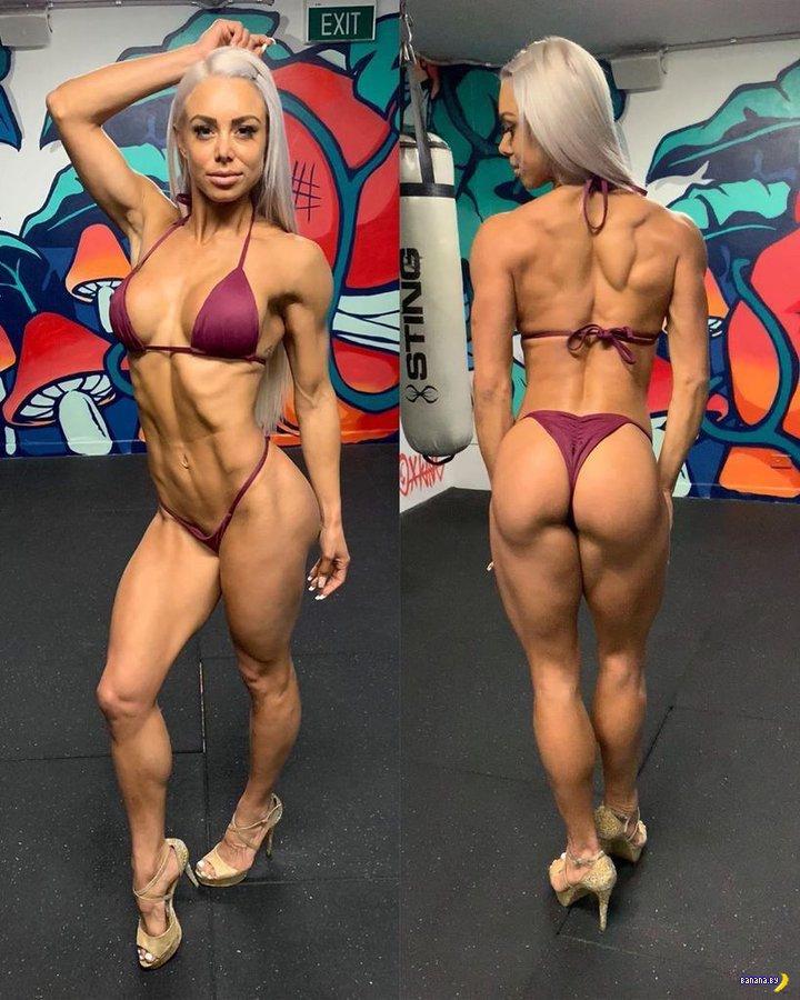 Спортивные девушки - 217