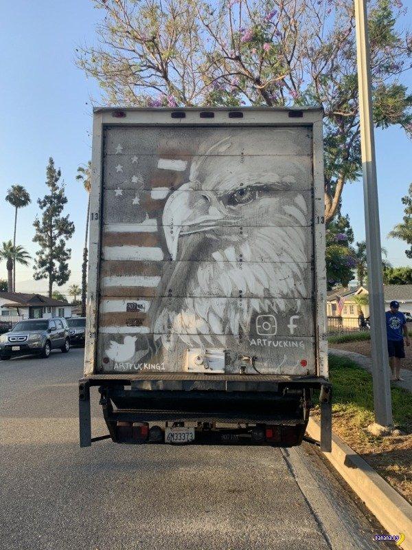 Америка такая Америка!