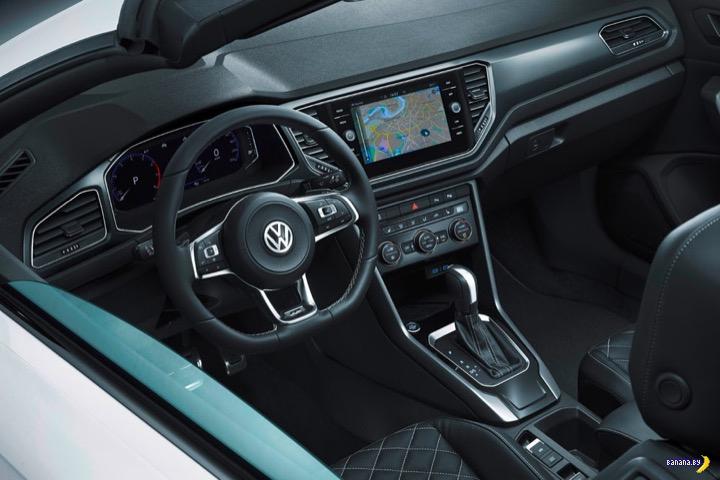 А как вам Volkswagen T-Roc?